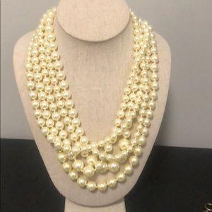 Jcrew pearl necklace